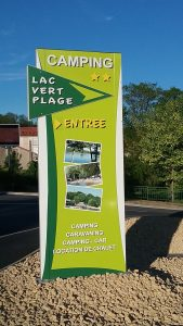Doulcon Lac Vert Camping and Beach